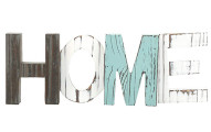 MyGift Rustic Wood Home Decorative Sign