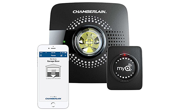 MyQ Smart Garage Door Opener Chamberlain