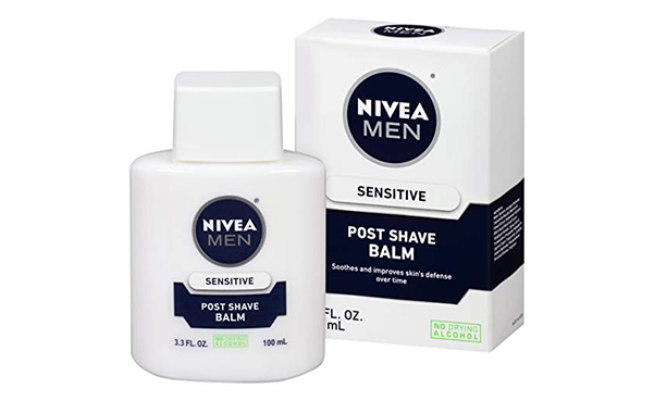 NIVEA Men Sensitive Post Shave Balm, Pack of 3
