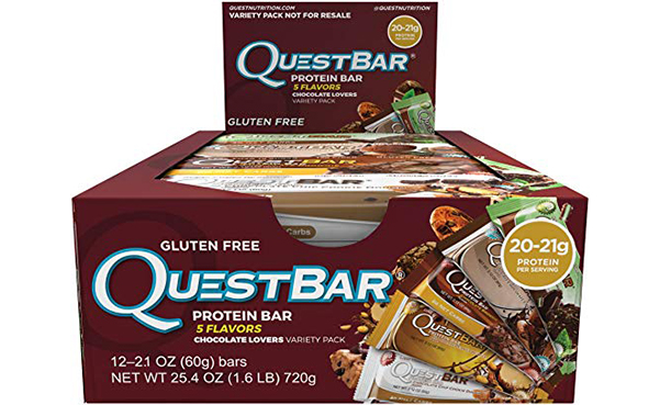 Quest Nutrition Protein Bar, 12 Count
