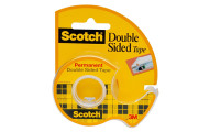 Scotch Brand Double Sided Tape with Dispenser