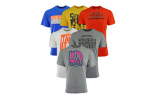 Under Armour Men's Mystery Tech T-Shirt 5-Pack
