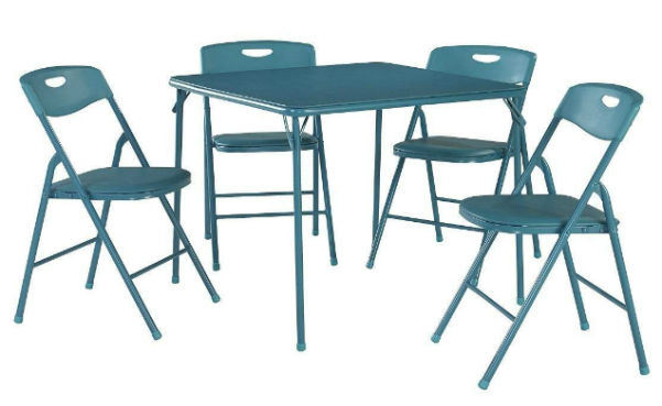 cosco-5-piece-folding-table-chair-set-teal