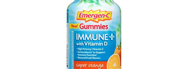 Emergen-C Immune+ Gummies