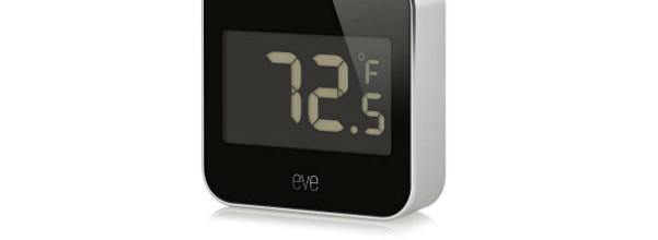 Eve 20EAF9901 Degree Temperature & Humidity Monitor