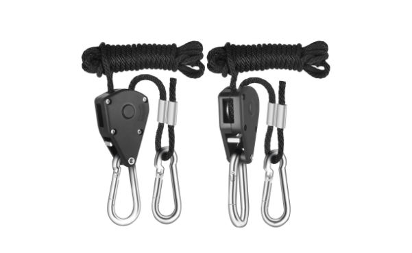 ipower-18-inch-8-feet-long-heavy-duty-adjustable-rope-clip-hanger-150lb-capacity