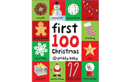 First 100 Christmas Words Board book