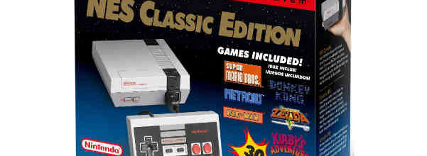Nintendo Entertainment System- NES Classic Edition