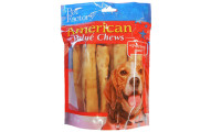 Pet Factory American Beef Hide Chews For Dogs