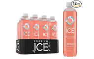 Sparkling Ice Pink Grapefruit Sparkling Water, Pack of 12