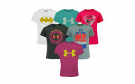 Under Armour Girls' Mystery T-Shirt 3-Pack