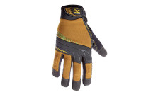 Custom Leathercraft Flex Grip Work Gloves