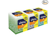 Kleenex Anti-Viral Facial Tissue Cube, 3 Boxes