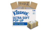 Kleenex Hand Towels, Pack of 18 Boxes