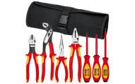 Knipex 7-Piece Insulated Commercial Tool Set
