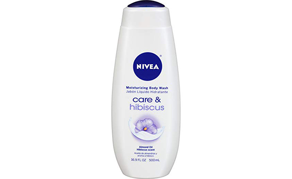 NIVEA Moisturizing Body Wash Care & Hibiscus, Pack of 3