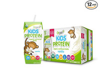 Orgain Kids Protein Organic Nutritional Shake, Pack of 12
