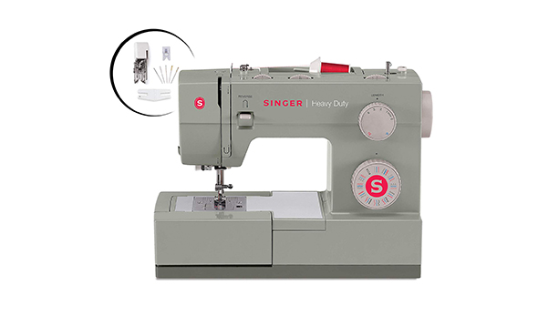 SINGER Heavy Duty Sewing Machine with Accessories