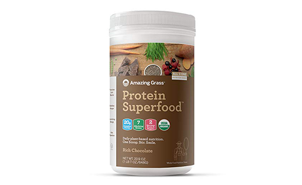 Amazing Grass Protein Superfood Meal Replacement Shake
