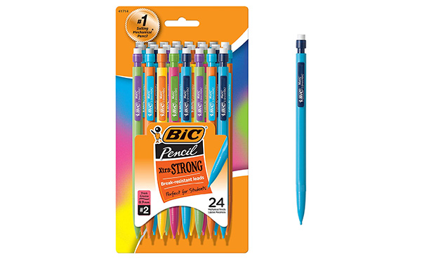 BIC Xtra-Strong Mechanical Pencil, 24-Count