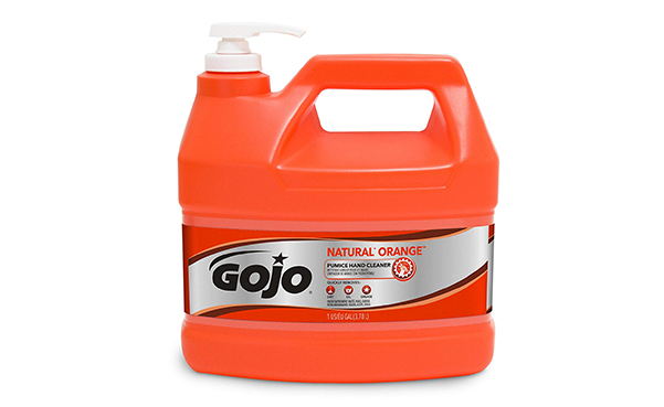 GOJO NATURAL ORANGE Pumice Industrial Hand Cleaner