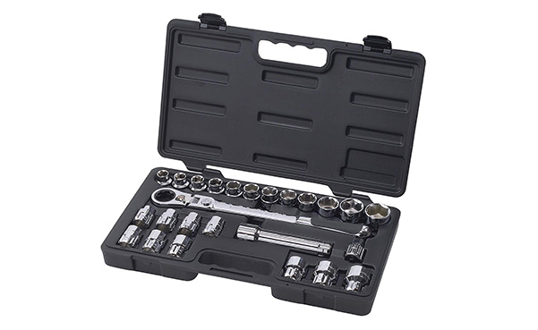 GearWrench 25 Piece Pass Thru Ratchet Set