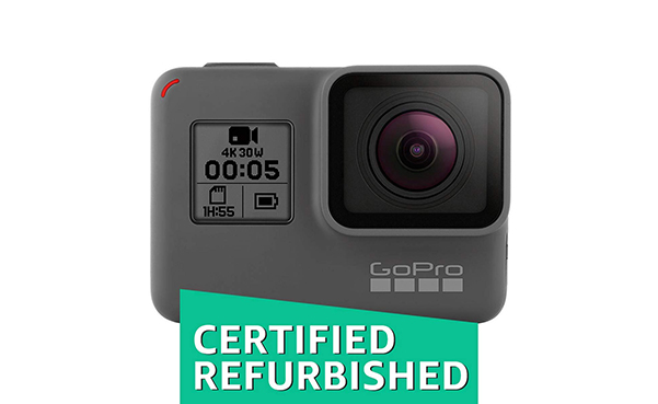 GoPro HERO5 Black Waterproof Digital Action Camera