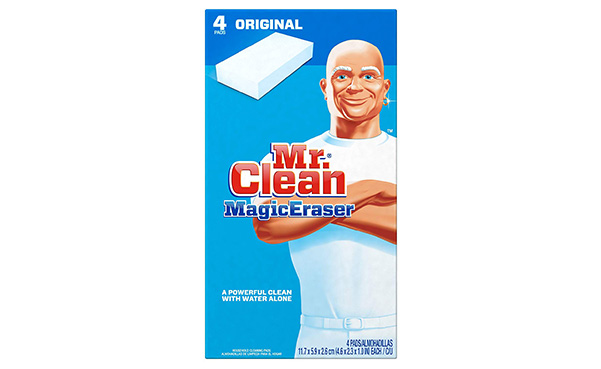 Mr. Clean Magic Eraser Multi-Surface Cleaner, 4 Count