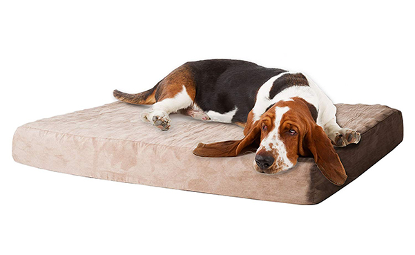 PETMAKER Memory Foam Dog Bed