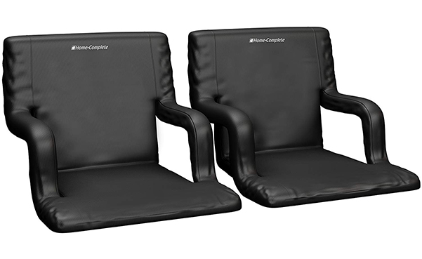 Wide Stadium Seats Chairs for Bleachers, 2 Count