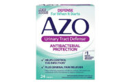 AZO Urinary Tract Defense Antibacterial Protection