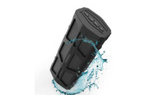 Bluetooth Speaker 30-Hour Playtime MindKoo IPX5 Waterproof Wireless Speakers with Hi-Fi Stereo Sound