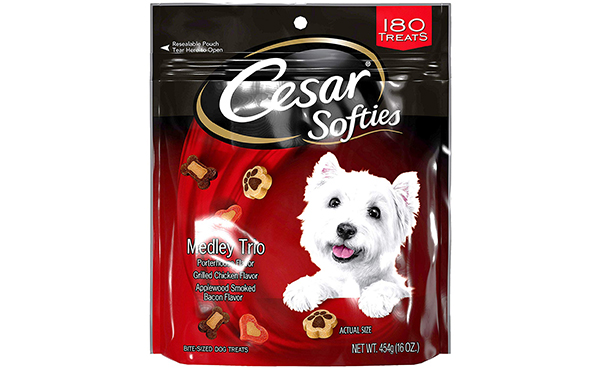 Cesar Soft Treats for Your Dog