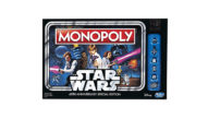 Hasbro Monopoly Star Wars 40th Anniversary Edition