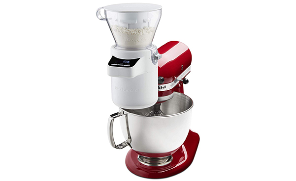 KitchenAid 4 Cup Sifter + Scale Attachment