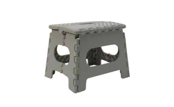 Simplify 23650-GREY Folding Step Stool