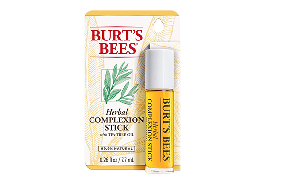 Burts Bees Herbal Complexion Stick, 2 Count