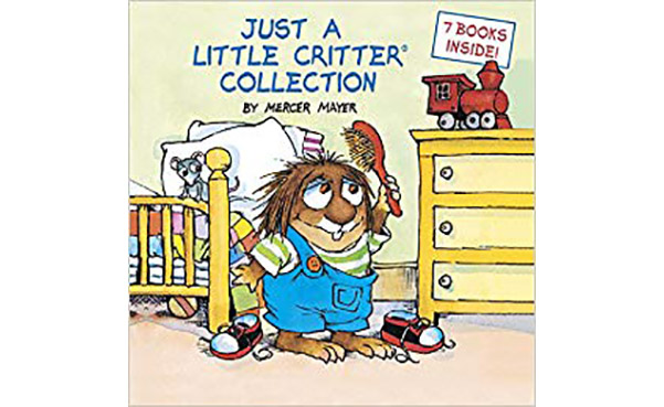 Just a Little Critter Collection Hardcover