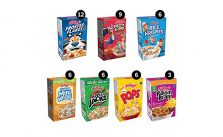 Kellogg's Breakfast Cereal, Single-Serve Boxes, 48 Count