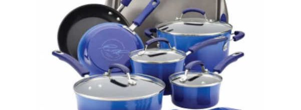 Rachel Ray Blue Gradient Cookware Set Sweepstakes