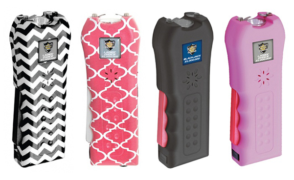 Streetwise Security Self Defense Volt Stun Gun and Alarm