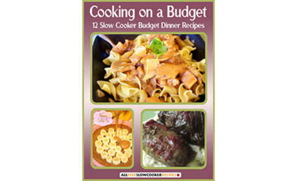 Cooking On A Budget Slow Cooker