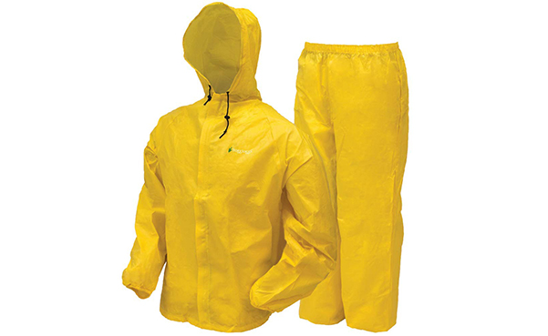 Frogg Toggs Water-Resistant Breathable Rain Suit