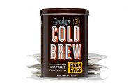 Grady's Cold Brew Coffee, 4 Bean Bags