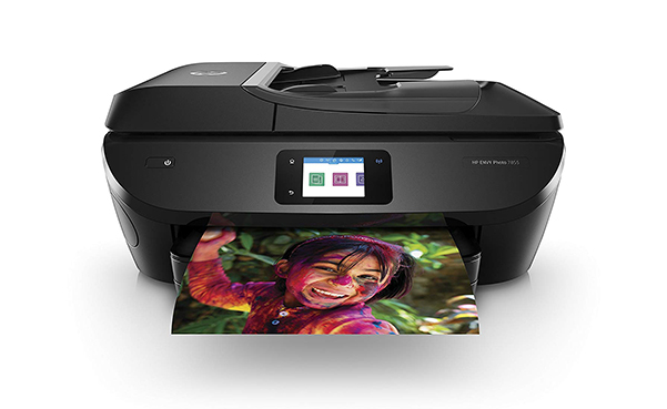 HP ENVY Photo 7855 All in One Photo Printer