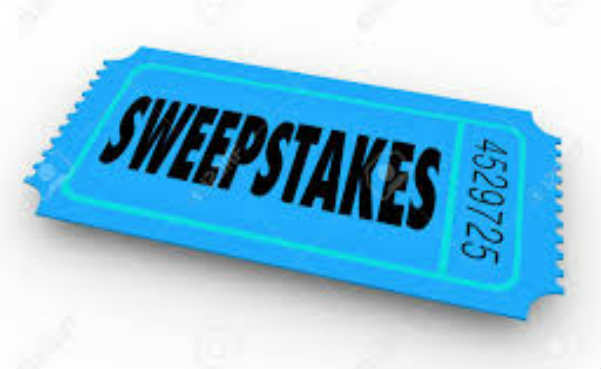 More sweepstakes