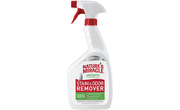 Nature's Miracle Cat Stain and Odor Remover