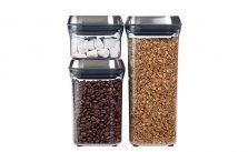 OXO SteeL Airtight Food Storage Container Set