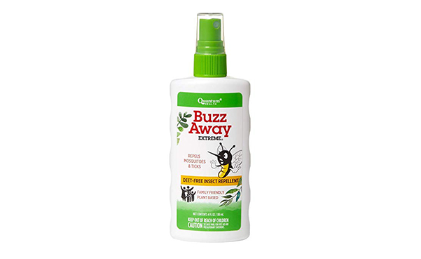 Quantum Health Buzz Away Extreme Insect Repellent