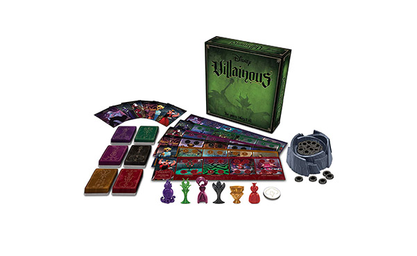 Ravensburger Disney Villainous Strategy Board Game
